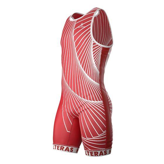 Equipación personalizada de prendas deportivas halteras maillots para halterofilia